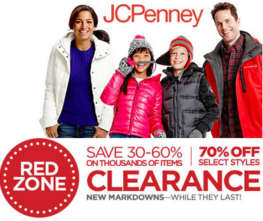 Jcpenney attracts its customers with Jcpenney coupon code 30% off on purchase orders